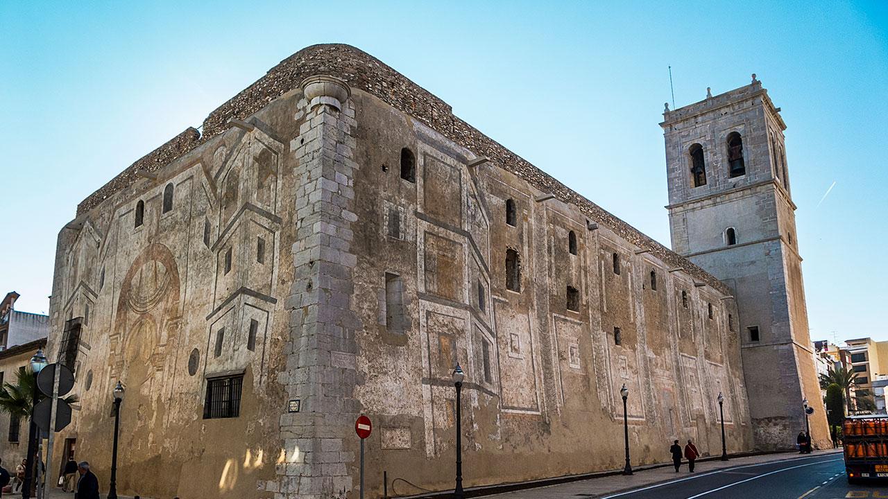 Iglesia-Fortaleza-de-l'Assumpció